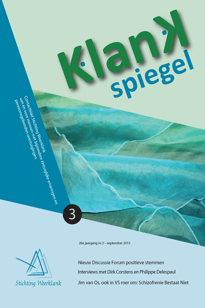Klankspiegel september 2015