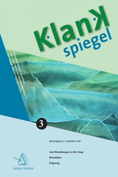 Klankspiegel september 2018