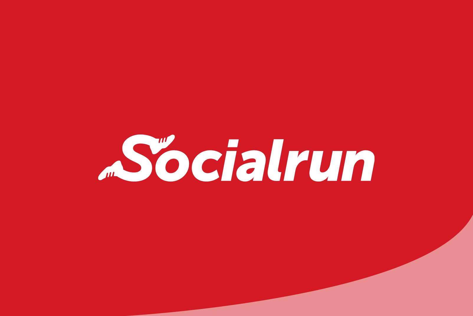 We staan niet met opgeheven vingertje; sportief meedoen is niet anders  dan meedoen in de samenleving en daar het gaat om bij Socialrun!