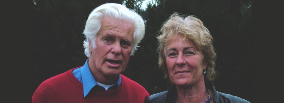 Marius Romme en Sandra Escher